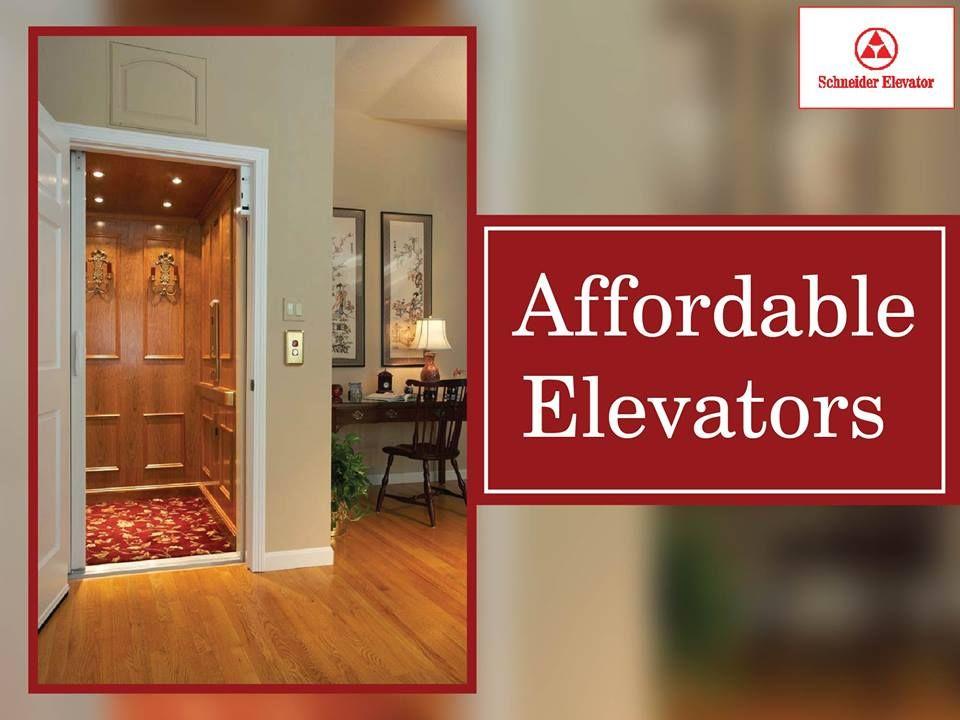 Pin By Schneider Elevator On Elevator Elevator Design House