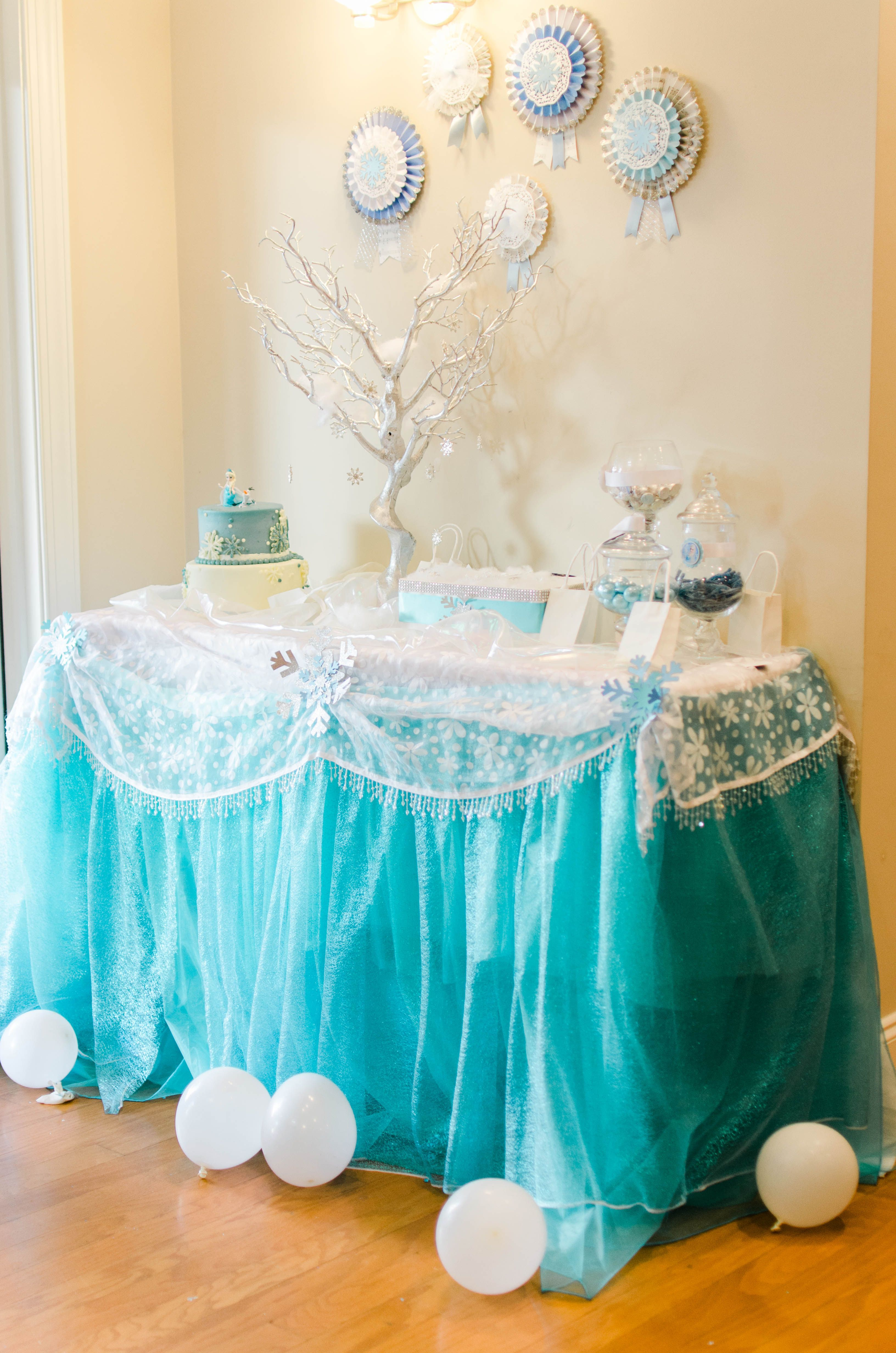 Dessert table - DYI