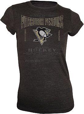 Old Time Hockey Pittsburgh Penguins Women s Marina T-Shirt - Shop.NHL.com c09f1a78d
