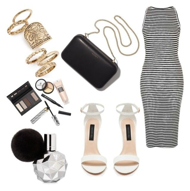 Untitled #249 by joancajic on Polyvore featuring polyvore fashion style Topshop Borghese Clare V. clothing