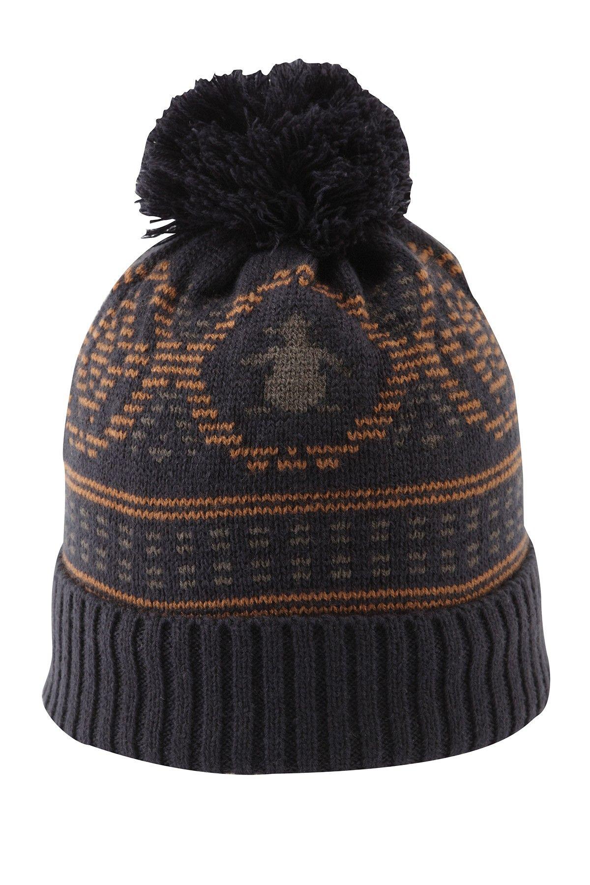 cae625fa018a27 Penguin Print Beanie BeanieMen #Accessories | Men's Fashion | Hats ...