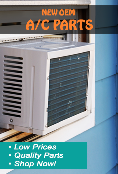 Cheap brand new OEM A/C parts in stock now! DIY homeDIY