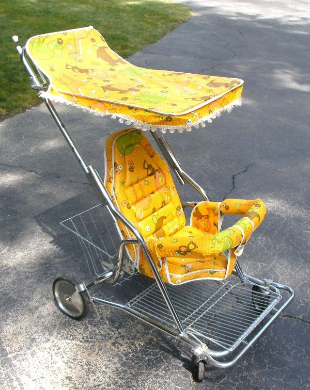 Vintage Strolee 1970s Early 80s Baby Stroller Baby