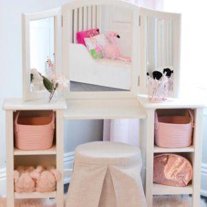Madeline Play Vanity Happy House Vanity Home Decor
