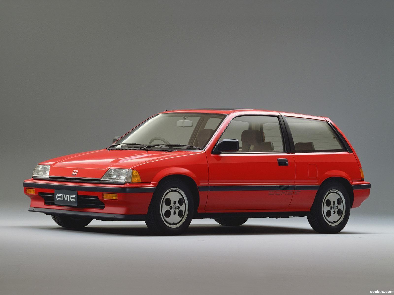 Honda Civic Si (Third Generation) Honda civic si