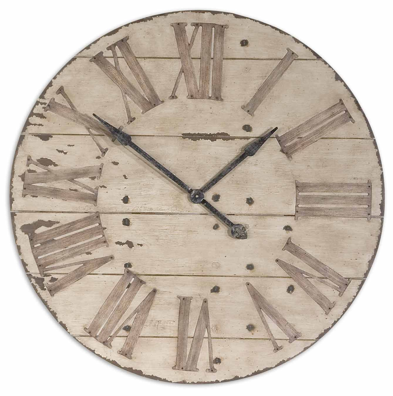 Am americana country wall clocks - Hang On Wall By Front