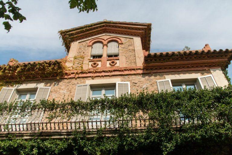 Girona, Spanien Bunte Häuser, Game of Thrones
