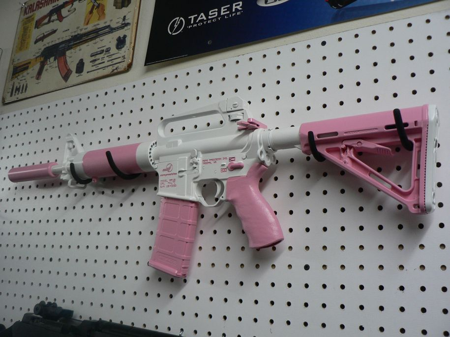 Custom Painted Ar15 Customized Ar 15 With Truly Custom