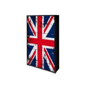 Meuble A Chaussures Union Jack Union Jack Rue Du Commerce Electro