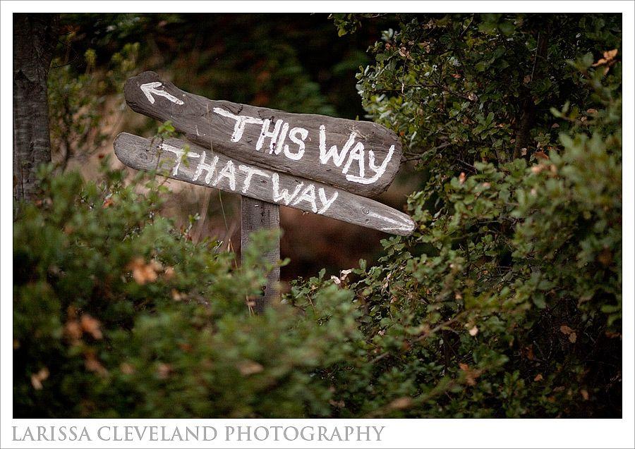 Helpful garden sign.