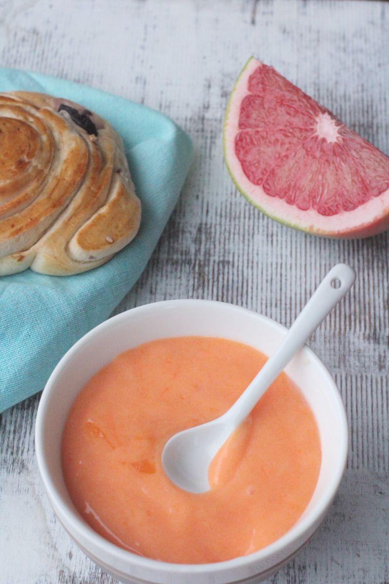 Ana En La Cocina Postres | Ana Cocina Nos Comparte Su Grapefruit Curd De Comer Y De Beber