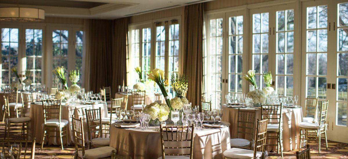 Westchester County Ny Wedding Venues Renaissance Hotel