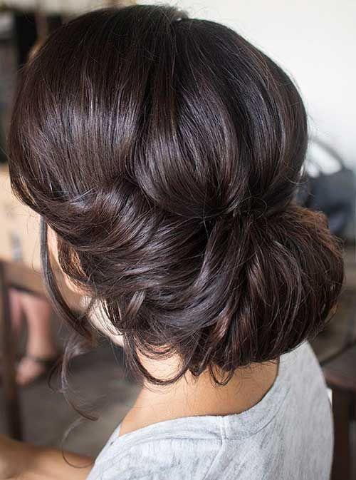 20 Bridesmaid Hair Ideas Long Hairstyles Haircuts 2017