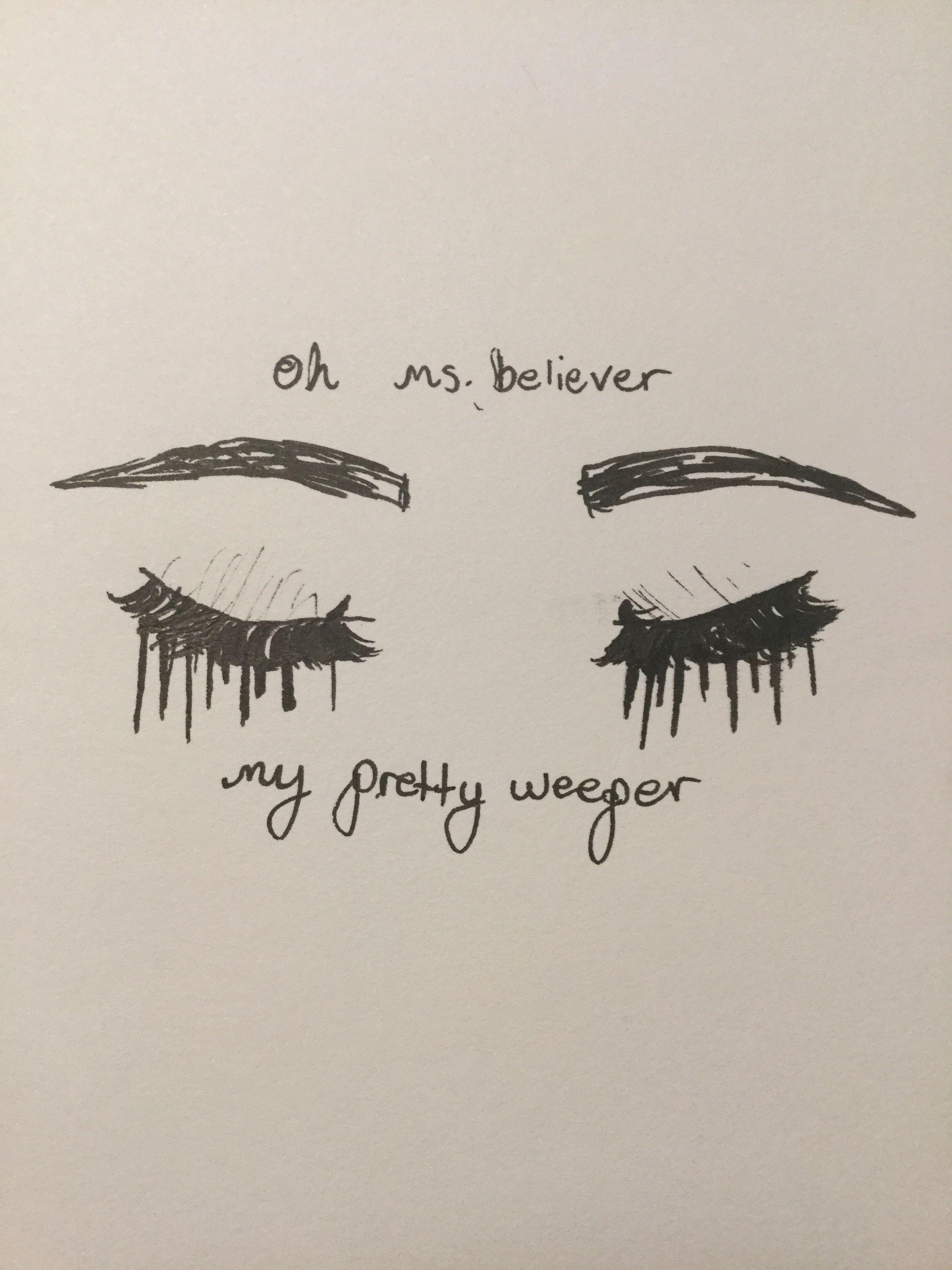 Oh Miss Believer Twenty One Pilots Song Lyrics In