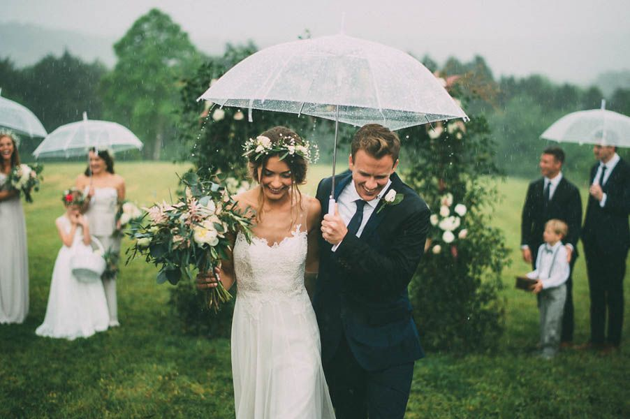 Everything Dress Decor Videographer This S Rainy Wedding Day At Castleton Farms Is Too Pretty For Words The Image Found 40