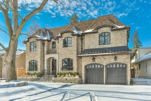34 Edgevalley Dr, Toronto W08, ON M9A4N9. 5 bed, 7 bath, $3,395,000. Stunning 5+1 newly b...