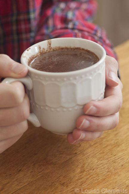 Snow Day Hot Cocoa — Living Lou