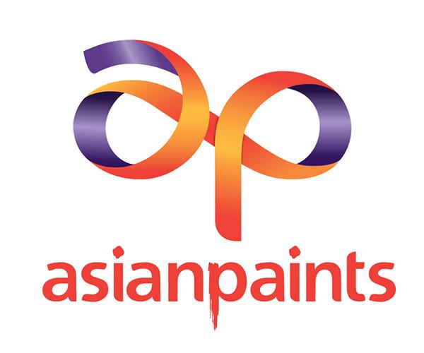 Logo Design Inspiration Asian paints, Logo design diy