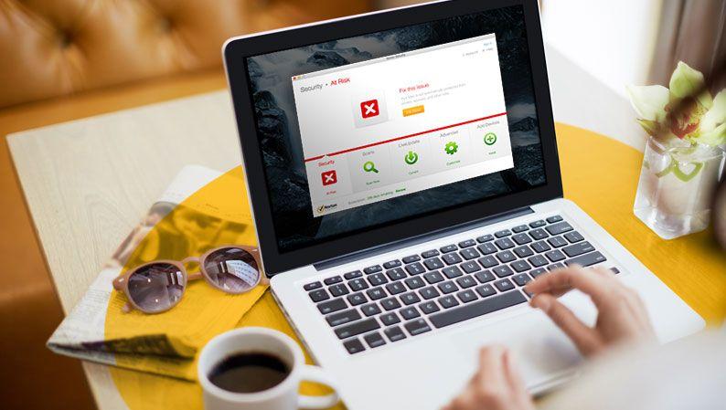 Norton 360 security software