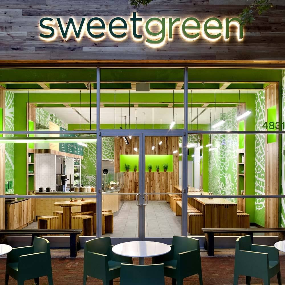 I love eating at Sweetgreen as much as I can! Cafe