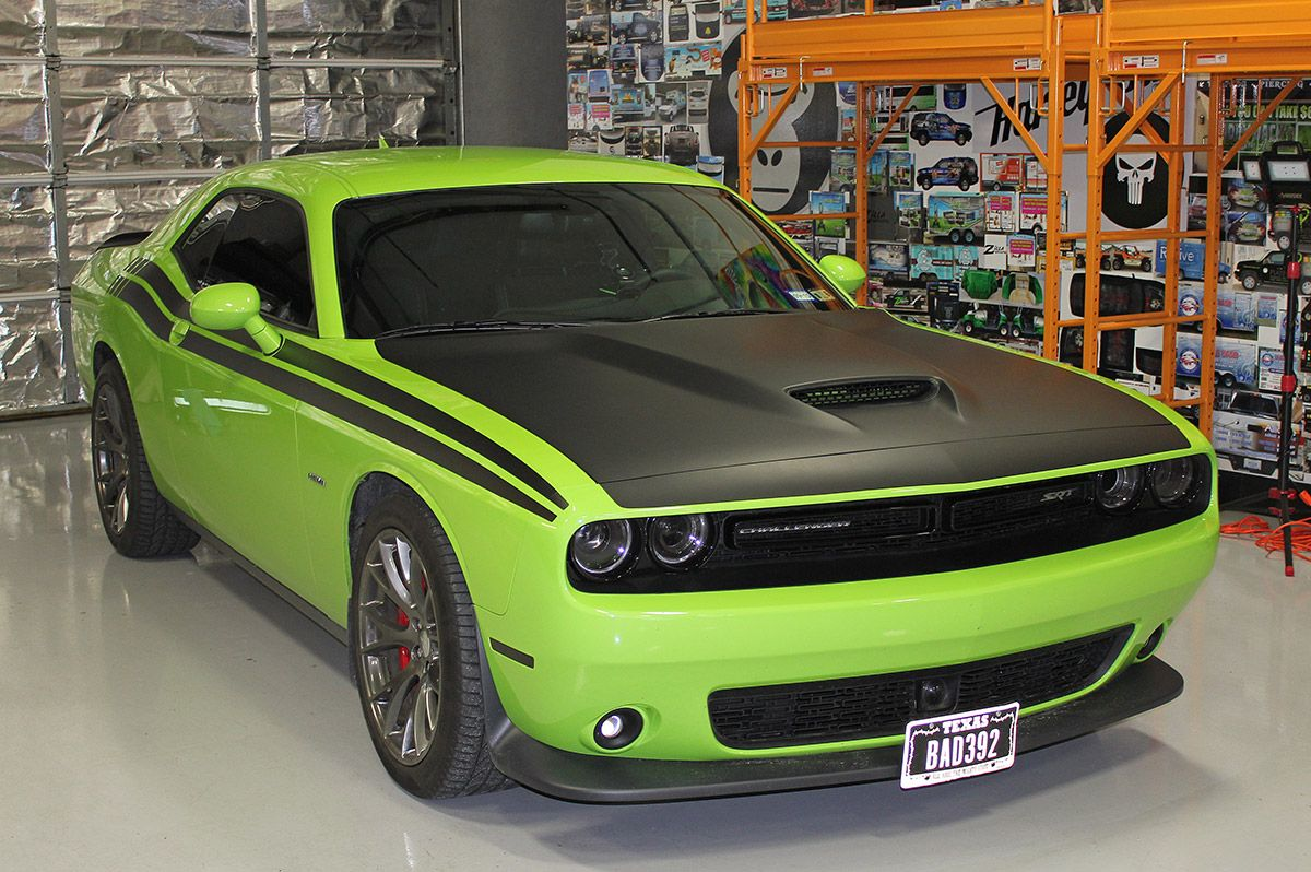 Challenger Car Wraps Matte And Satin Wraps Dodge Challenger