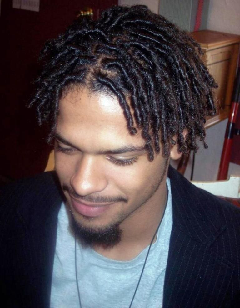 Black men hairstyles twists with braid