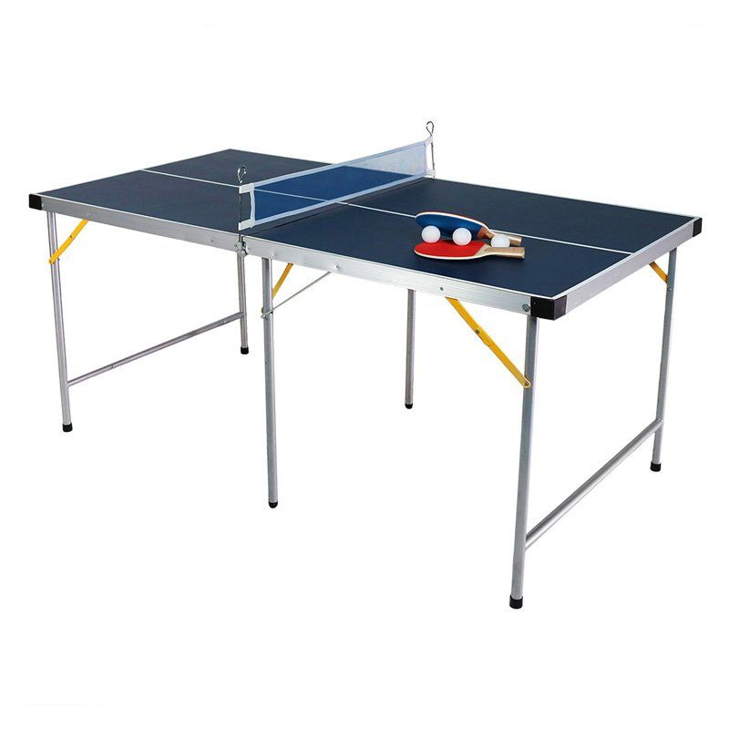 Sunnydaze Decor 60 In Table Tennis Table Table Tennis Set Table Tennis Ping Pong Table