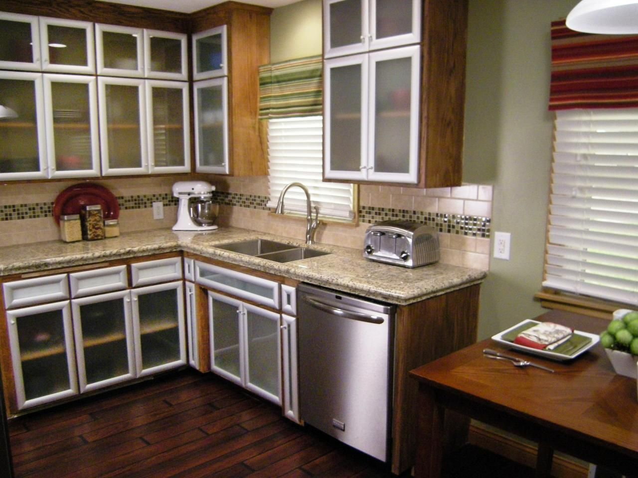 inexpensive kitchen remodel Love your house without the kitchen Join the club DIY Network s I Hate My Kitchen series hosted by James Young gives homeowners hope with economical yet