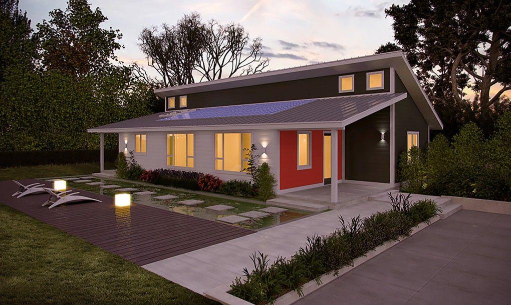 Deltec Launches Line Of Super Efficient, Net-Zero Energy Homes
