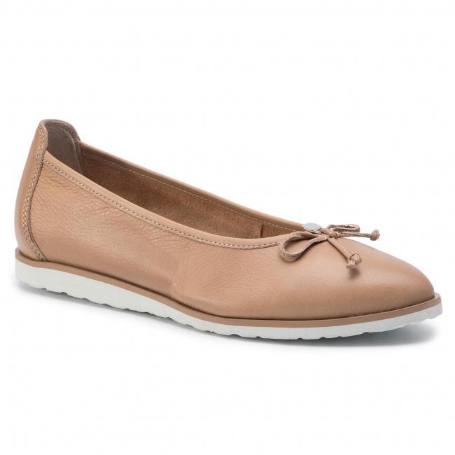 Polbuty Karino 3011 001 P Bezowy Plaskie Polbuty Damskie Eobuwie Pl Shoes Flats Fashion
