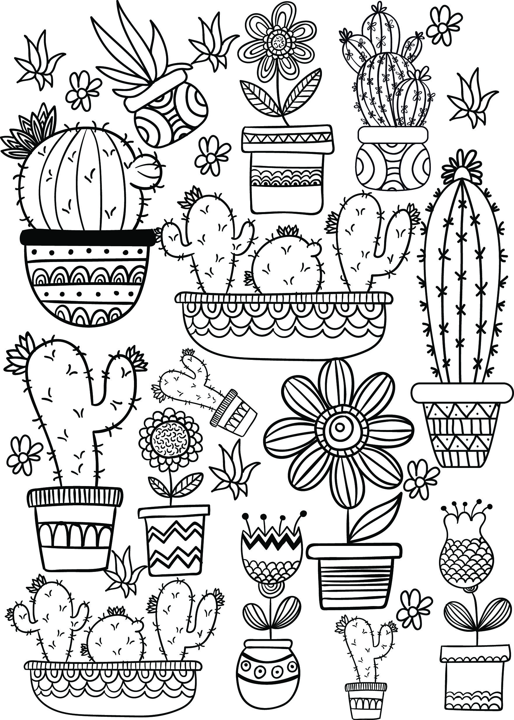 Pin On Patterns Coloring Pages And More [ 2465 x 1761 Pixel ]