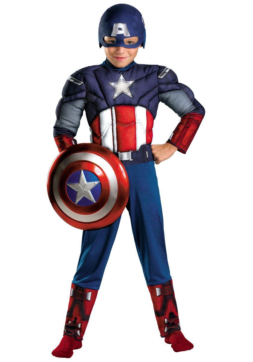 Pin De Ruth Aguilar En Disfraz Disfraces Para Niños Capitán América Disfraces De Peliculas