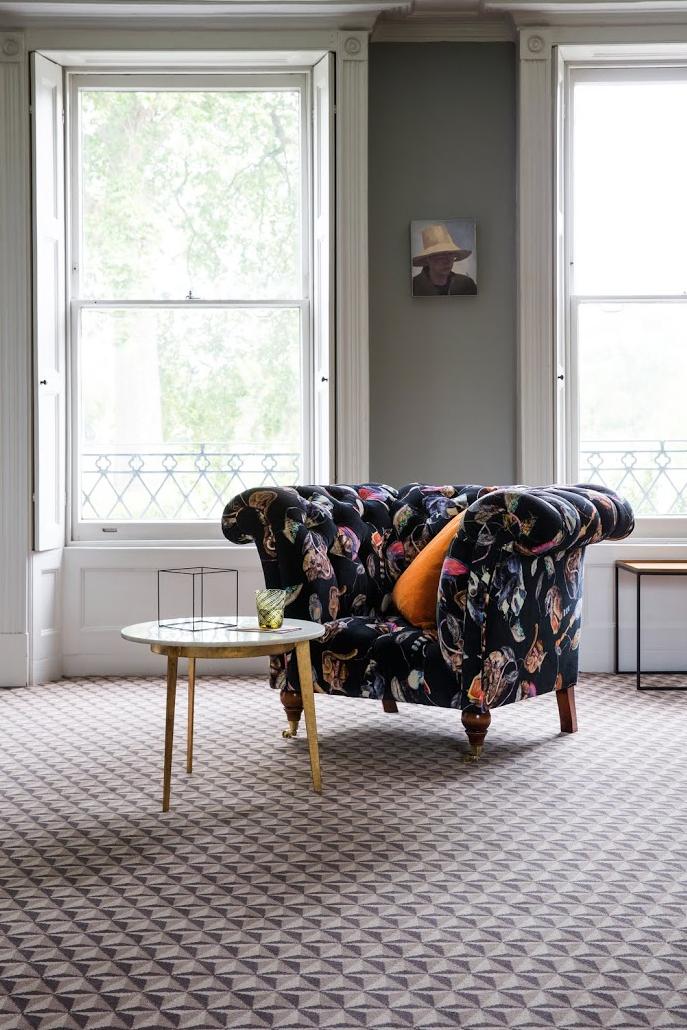 Wool is Cool Alternative Flooring Ben Pentreath