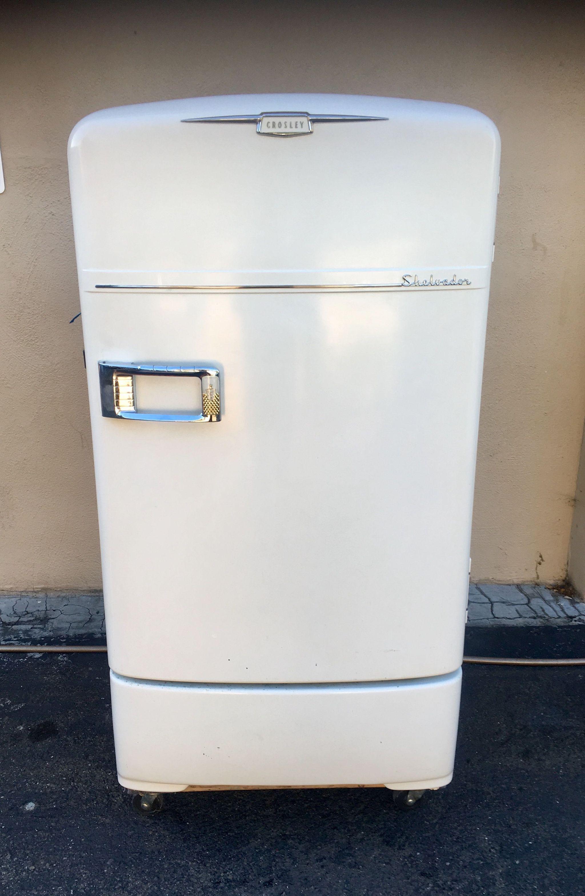 Crosley Shelvador Refrigerator Refrigerator Retro Appliances