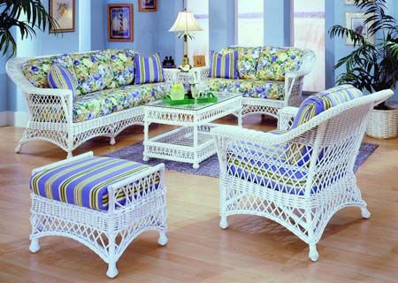 Rattan And Wicker Living Room Furniture Sets Chairs Tables
