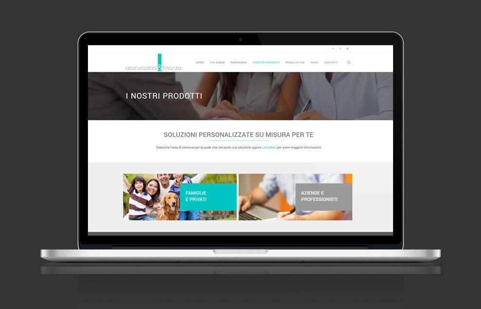 È online il nuovo sito di Assicurazioni & Finanza: moderno ed user friendly per un' esplorazione dei contenuti semplice e veloce ed un blog aziendale dove trovare risposta ai quesiti assicurativi oltre alle novità di settore. Scopri i dettagli: http://web.2mservizi.it/portfolio/sito-web-blog-social-marketing-assicurazioni-e-finanza/  #sitoweb #userfriendly #blog #contentmarketing