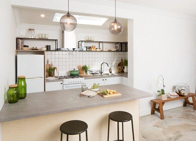 Atemberaubend Küchenschrank Hersteller Brisbane Galerie - Küchen ...