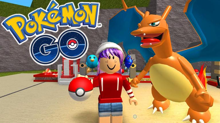 Pokemon Go [NEW] - ROBLOX | pokemon | Play pokemon, Pokemon