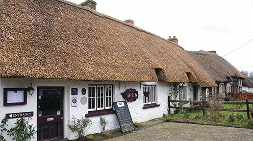 McDonagh's pub on main street of Oranmore, Co Galway. Photo: Emma Byrne