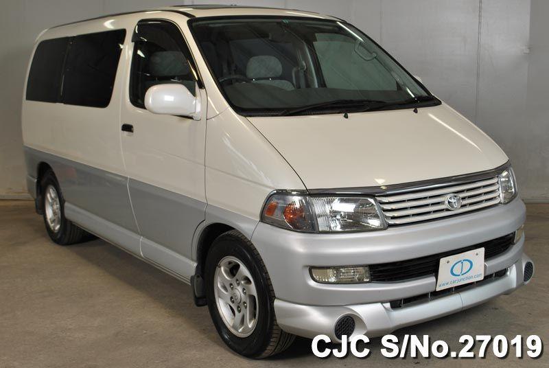 Used Toyota Regius for Sale Year 1998 Mileage 110000 km