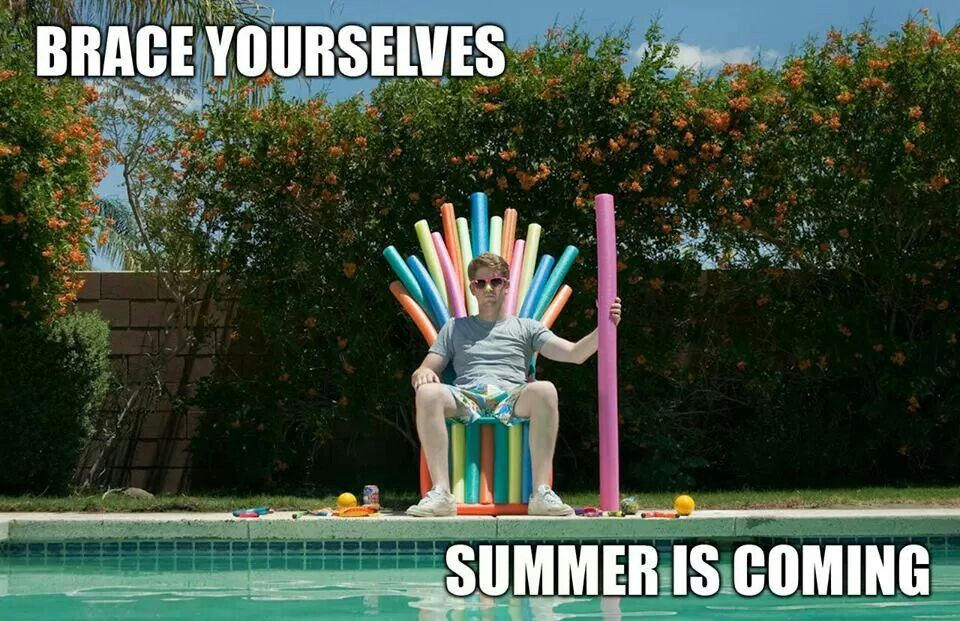 Is Summer Ever Coming Meme