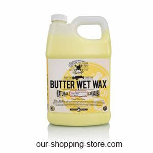 Chemical Guys Vintage Butter Wet Wax Car Wax Chemical Guys Wet