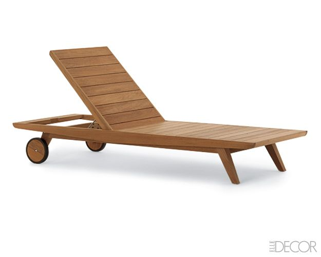 The 10 Most Inviting Outdoor Chaises Outdoor Chaise Furniture Chaise