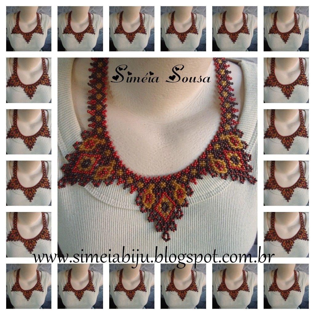 Siméia Biju's: colares