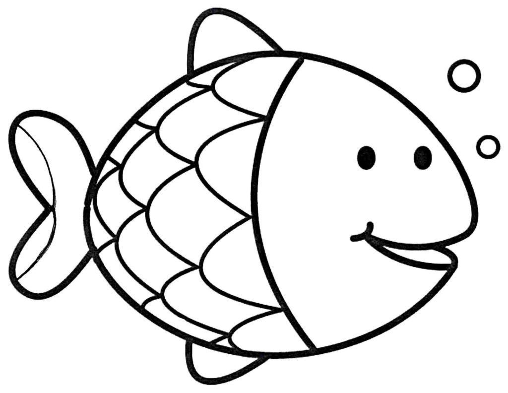 Fish Coloring Pages Pdf Coloring Page Fish coloring