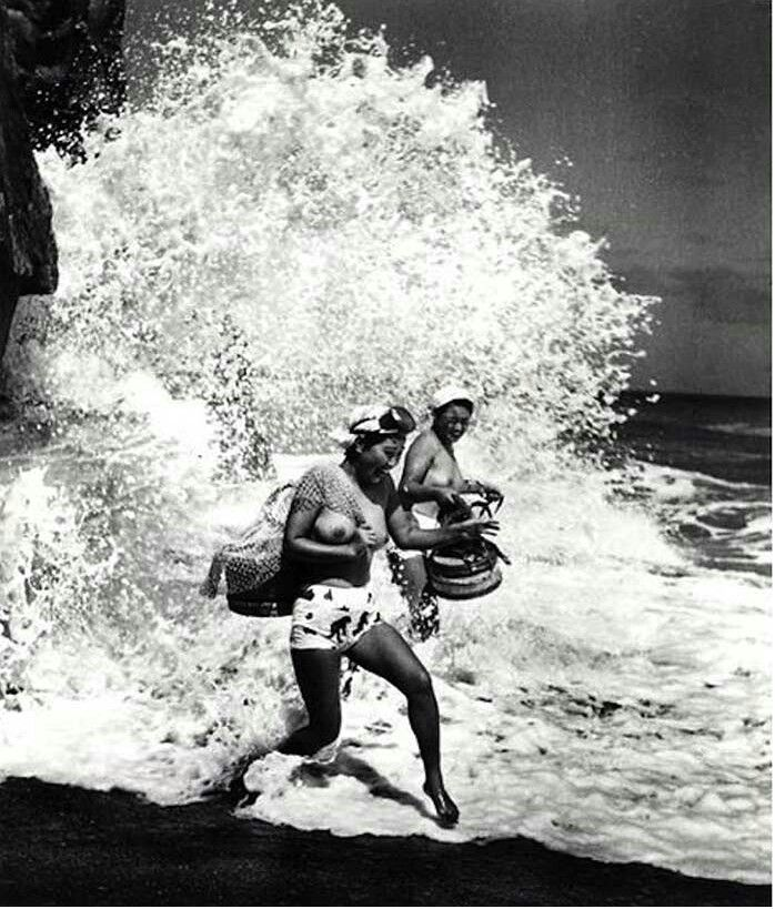 The Last Japanese Mermaids
