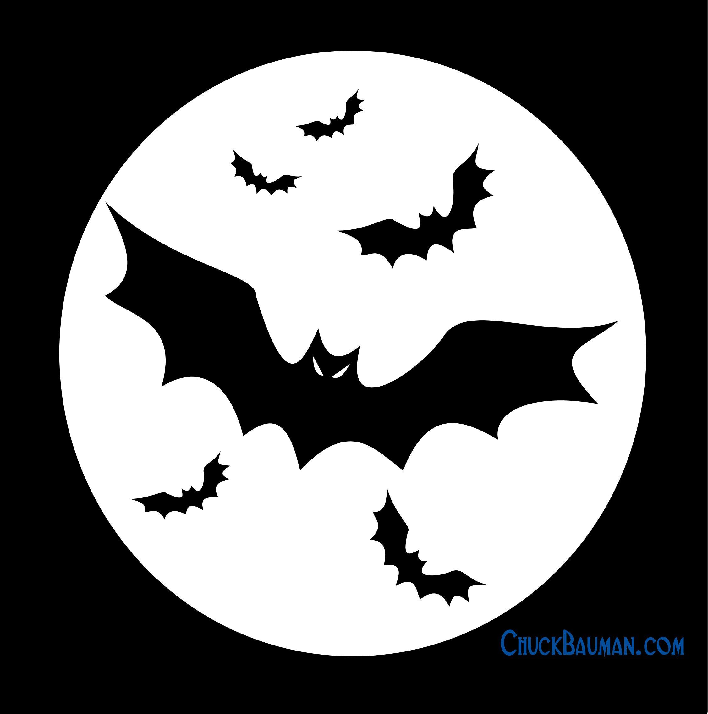 Movie Pumpkin Stencils Free