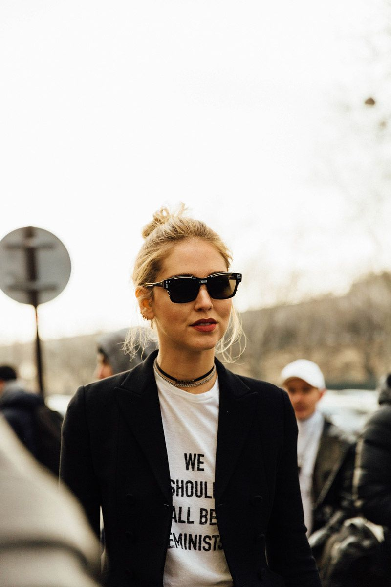 It's Couture, baby! Street Style Paris Haute Couture SS17