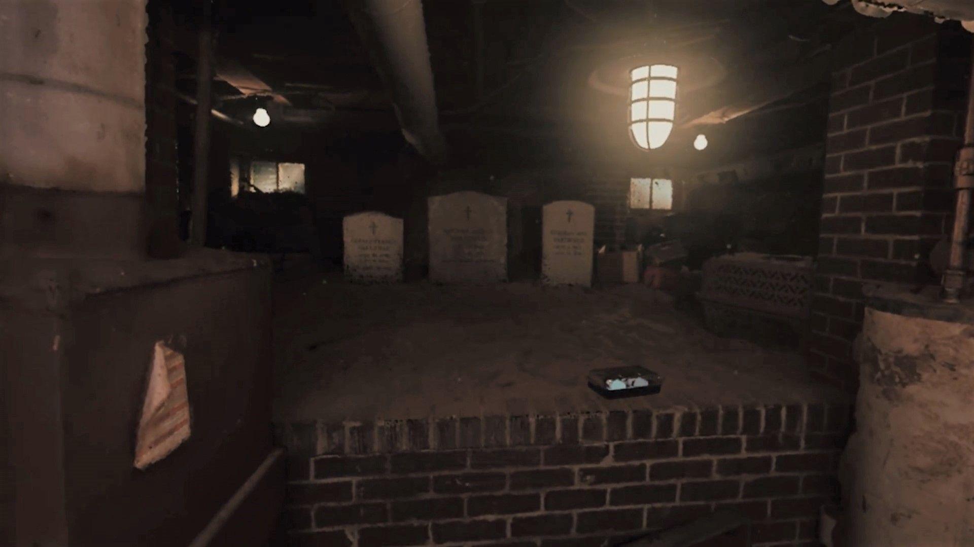 Mr Mercedes Vr Escape Room To Land On Htc Vive July 22nd