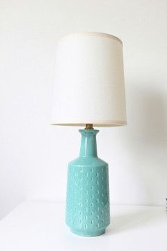 Vintage Midcentury Ceramic Table Lamp By Anthem Goods Modern Table Lamps Etsy Lamp Ceramic Table Lamps Table Lamp